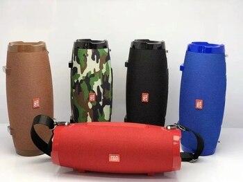 20W Waterproof Column Bluetooth Speaker 6