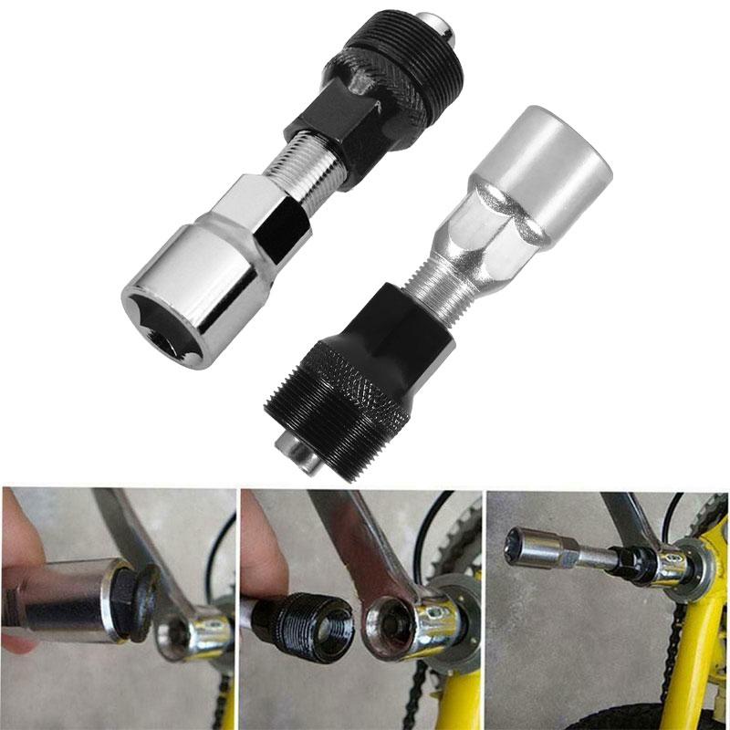 Carbon Steel Bike Bicycle Bottom Bracket Crank Puller Removal Repair Tool