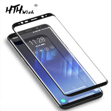 3D עבור samsung s9/s8 מסך מגן samsung galaxy note 8 בתוספת עבור samsung s9/s8 זכוכית(China)