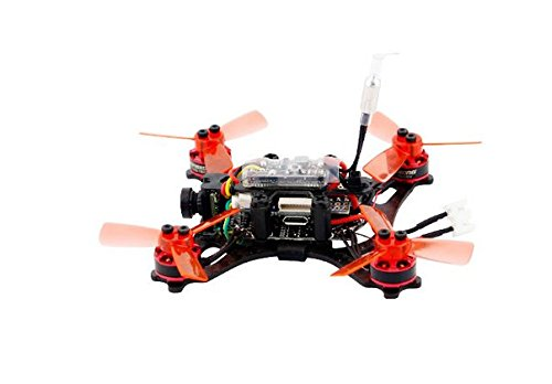 Mini FPV RC Racing Drone With FRSKY XM Receiver 90GT PNP 4CH Brushless 800TVL Camera KingKong Quadcopter F19933 цены
