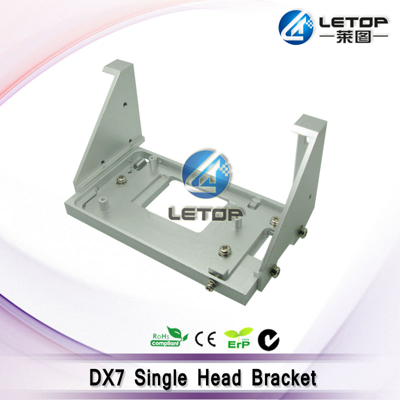 solvent printer single dx7 head bracket for frame large format solvent printer xenons dx7 printhead board carriage card 1h one head for epson dx7
