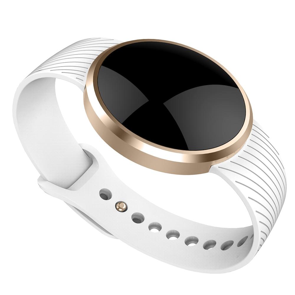 Fashion Sport smart bracelet waterproof IP67 bluetooth 4 0 smartband pedometer distance calorie call sms reminder