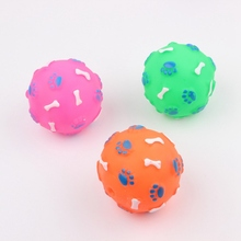 Pet Dogs Safe and Non toxic Squeaky Chew Toys for Cleaning Teeth and Solving Boredom Color Random-in Dog Toys from Home & Garden on Aliexpress.com | Alibaba Group