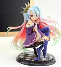 Shiro – figurines de Collection complètes en PVC, jouets pour cadeau de noël, pas de jeu, pas de vie, échelle 1/7, 15cm