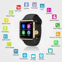 IWO 2ème Smart Watch W51 IP65 Étanche Bluetooth Sans Fil De Charge Saphir cristal Werable dispositif PK apple watch montre diesel