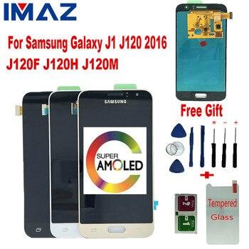 SUPER AMOLED на Samsung Galaxy J1 2016 J120 J120F J120M/H