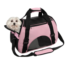 High Quality Waterproof Pet Carrying Bag Outdoor Travel Portable Cat Dog Rabbit Bird Carrier Case Free Shipping