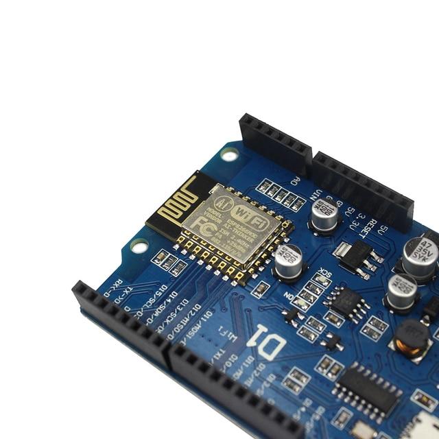 ESP-12E Wemos D1 WiFi Uno Based ESP8266 Shield for Arduino WiFi