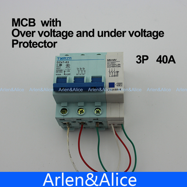 Miniature Circuit Breaker Wiring Home - Illustration Of Wiring Diagram •