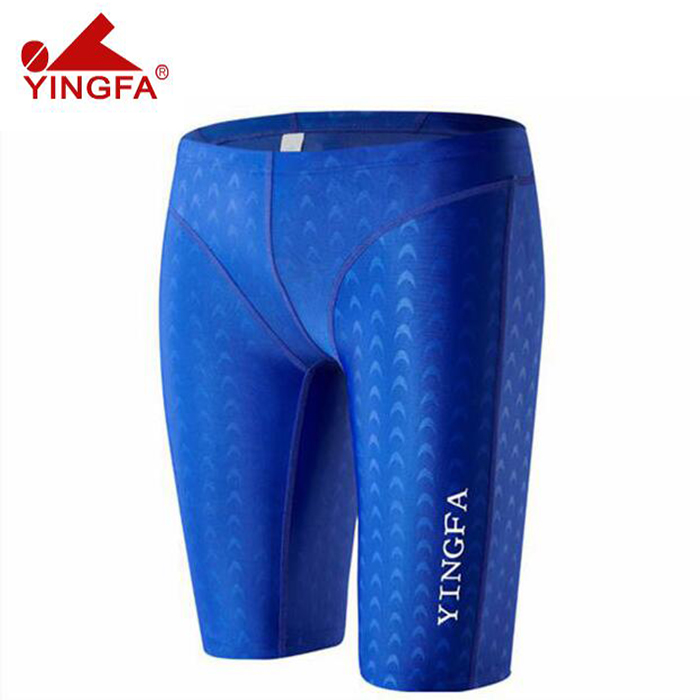 ece7f49a1c Yingfa Mens suit professional racing swimsuits sharkskin swimwear  Competitive Swimsuit