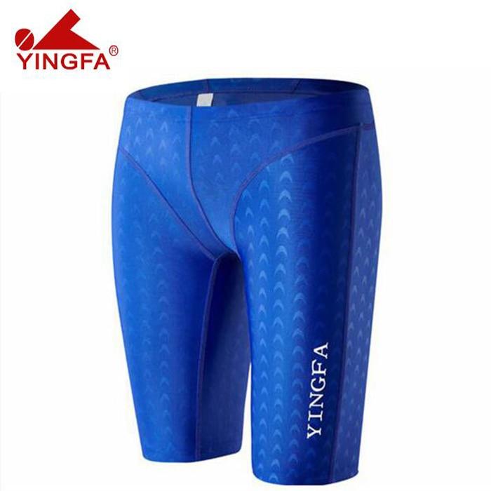b6d06724c5 Yingfa 9205 Fina approved men Boys swim briefs sharkskin swimwear Mens suit  Competitive Swimsuit racing swimsuits professional