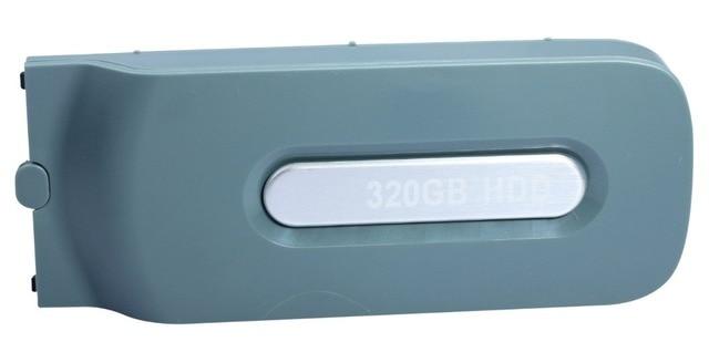 320 gb hdd disco duro disco duro para xbox 360 consola (no compatible con xbox360 e o consola xbox 360 s)
