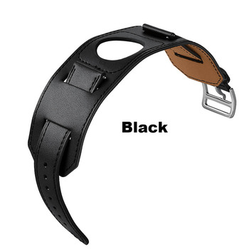 22mm Leather Bracelet Strap For Xiaomi Amazfit GTR 47mm Pace Stratos 2 Band For Huawei Watch GT Honor Magic Dream Bands Samsung 1