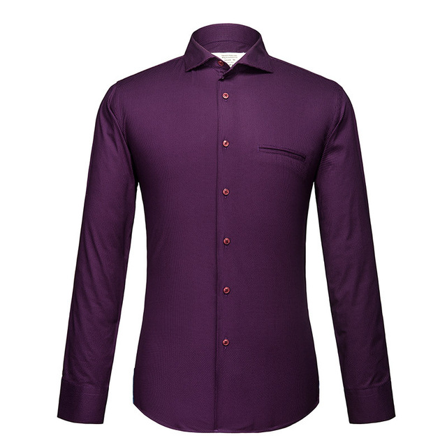 Purple Shirts offers outstanding purple shirts specially designed for American men. Our purple shirts at MensUSA are branded for attractiveness and elegance. Our suits are made from high quality fabrics and these suits are professionally stitched and cut specifically for our valuable customers.