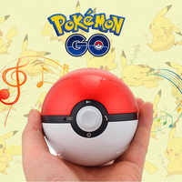 YOTEEN Portable Pokemon Go Pokeball Speaker Mini Super Bass Wireless Loudspeaker Bluetooth V4.0 Music Handsfree Audio Speakers