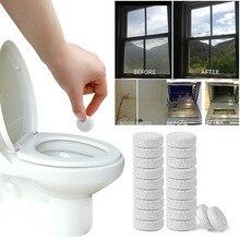 1 шт. = 4л воды Многофункциональный Effervescent Спрей очиститель концентрат дома чистящий Туалет очиститель хлора таблетки чистое место