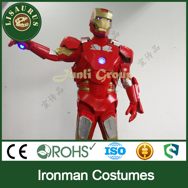 Lisaurus- Realistic high quality K7 EVA Iron Man costume the same to movie costumes  sc 1 st  AliExpress.com & Lisaurus Realistic high quality K7 EVA Iron Man costume the same to ...