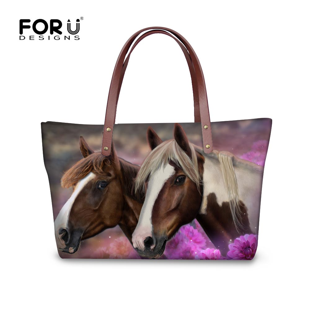 Crazy Horse Women Handbags Large Capacity Tote for Ladies Famous Brand Top-handl