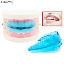 Взрослая зубная Ортодонтическая машина pp материал 3 цвета уход
