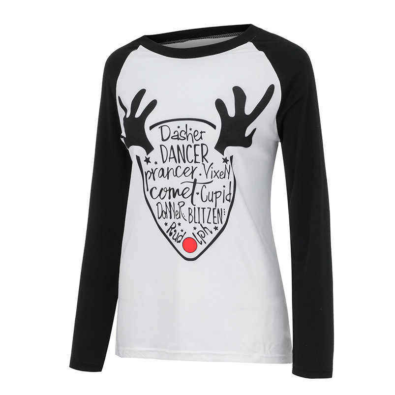 MAXIMGR Plus Size Have Yourself a Merry Little Christmas T-Shirt for Women 3//4 Sleeve Raglan Graphic Xmas Top Tees Shirt