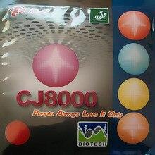 Palio CJ8000 BIOTECH 2-Side Loop Тип пипсов-в настольный теннис Резина с губкой H36-38