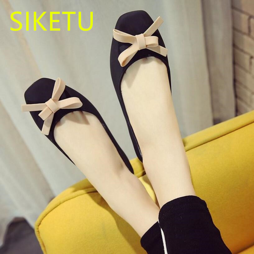 SIKETU Free shipping Summer sandals Fashion casual shoes sex women shoes flip flop Flat shoes Flats l095 flip flop SEX Bow tie ян майен неоновый камуфляж стихи