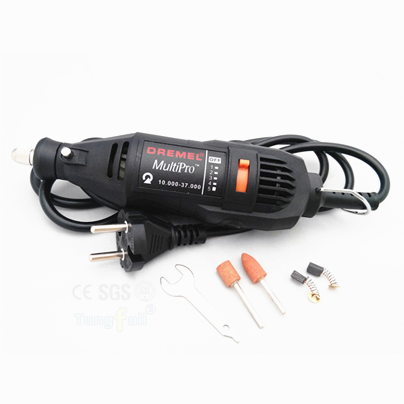 High Quality DREMEL Mini Grinder DIY Electric Hand Drill Machine with Accessories Variable Speed Dremel-Rotary-Engrave-Grinder