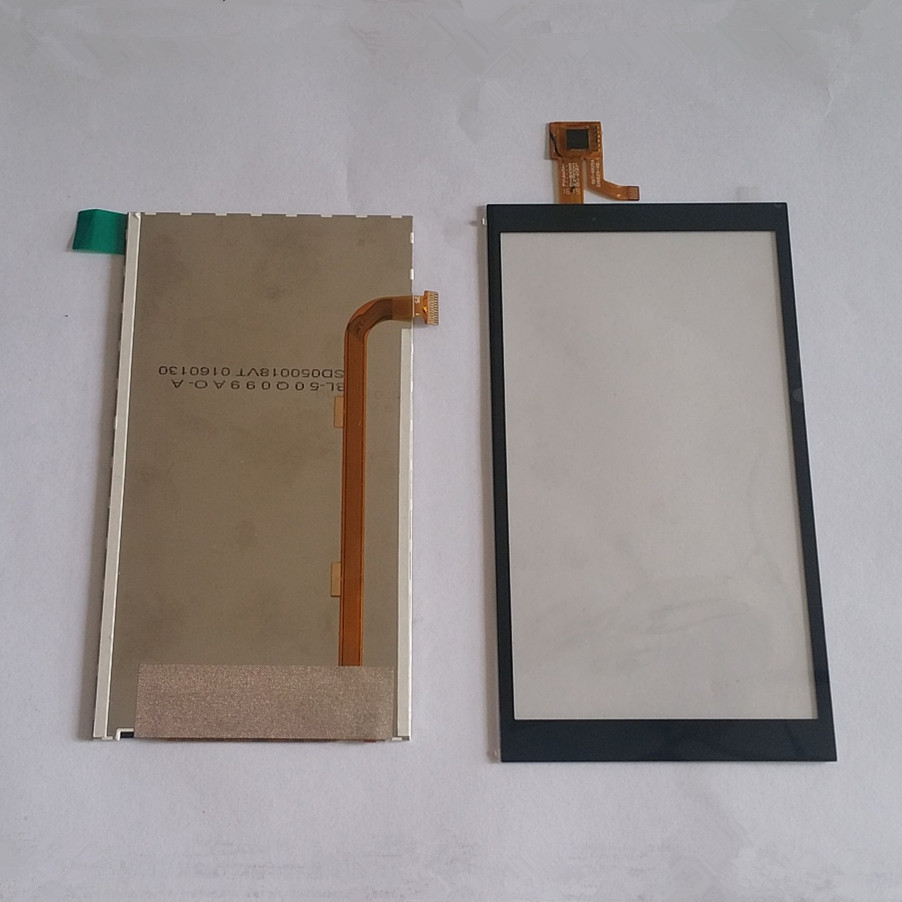 Original Spare Part Replacement LCD or Touch Screen For VKWORLD VK800X