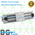 Linear Stage Actuator Stage 1000mm Travel Length Linear Moudle with 1610 Ballscrew for DIY CNC Router X Y Z Axies # BSBK