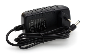 Image 2 - Liitokala 12V 2A adapter power supply monitor door DC 5.5 * 2.1mm European plug US For Liitokala Lii 500 Charger