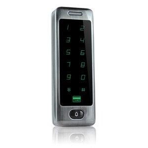 Image 3 - 防水金属タッチ 8000 ユーザードア Rfid のアクセスコントロールキーパッドケースリーダー 125 Khz EM4100 ID カード
