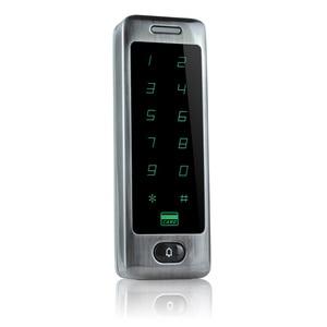 Image 3 - Su geçirmez Metal Dokunmatik 8000 Kullanıcıları Kapı RFID Erişim Kontrolü Tuş Takımı Okuyucu 125 khz EM4100 KIMLIK Kartı