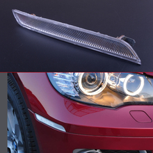 CITALL 63147187088 Right Front Bumper Side Marker Reflector Turn Signal Light Fit for BMW X6 E71 E72 2007 - 2011 2012 2013 2014