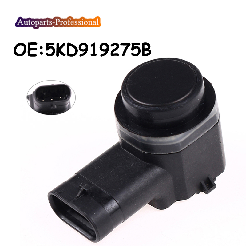 5KD919275B 3C0919275S 1S0919275 5KD919275 PDC Parking Assist Sensor For Volkswagen Passat B6 B7 J etta Golf MK5 MK6 Polo Tiguan enlarge