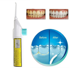 Floss Dental Irrigator Water Jet Power Tooth Pick Dental Cleaning No Battery Oral Care Whitening Cleaner Oral Irrigator Flossing