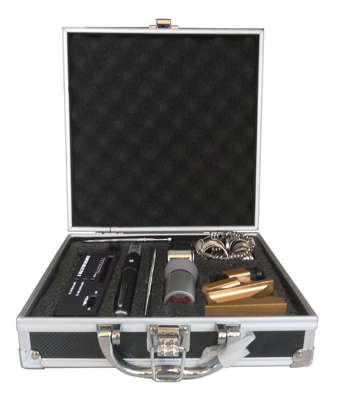 GIA Loupe Magnifier Diamond Gemstones Testing Tool Box Professional Diamond Tester Tool Set