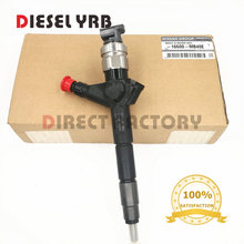 4 PCS Genuine New injector 095000-6240 095000-6243 for 16600-VM00A 16600-VM00D 16600-MB400 FOR NAVARA YD25 EURO IV 2006/10 4 pcs genuine new injector 095000 6240 095000 6243 for 16600 vm00a 16600 vm00d 16600 mb400 for navara yd25 euro iv 2006 10