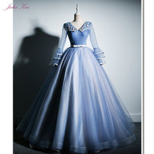 JULIA KUI Ball Gown Quinceanera Dresses Floor-Length