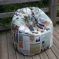 Граффити герои мультфильмов стиле кресло мешок фасоли сад круглые подушки футляр ленивый диван в любом месте портативный заседание подушки