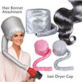 1Pcs Hair Dryer Hat Lady Magic Turban Hair Drying Towel Hood Hair Bonnet Attachment Dryer Cap
