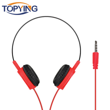 Wired Headphone 3.5mm Straight Plug Stereo Bass Headset For Games Office Music Sport Android Xiaomi