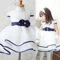 Free Shipping  Wholesale Kids Girls Brand Dresses Infant  Children Princess Dress Summer Cotton  Baby Dress Free Shipping