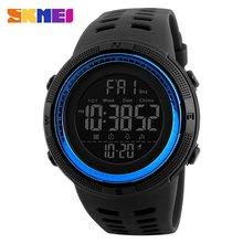 цена на SKMEI SmartWatch Sport men Intelligent Electronic Waterproof Smart Watch Sport Alarm Analog Digital SmartWatch Relogio Watches