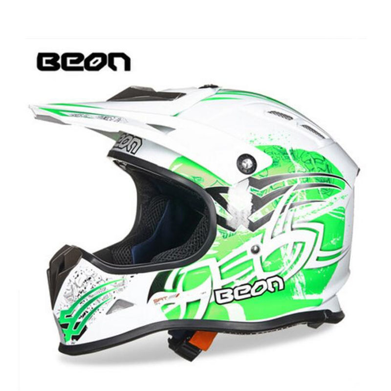 2017 Summer New Netherlands Band BEON motocross motorcycle helmet MX16 off road motorbike helmets made of ABS and size M L XL
