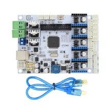 GT2560 Prusa Apoyo tarjeta controladora ATmega2560 RAMPS1.4 impresora 3D Ultimaker Extrusora de Doble Potencia De ATmega2560 Ultimaker