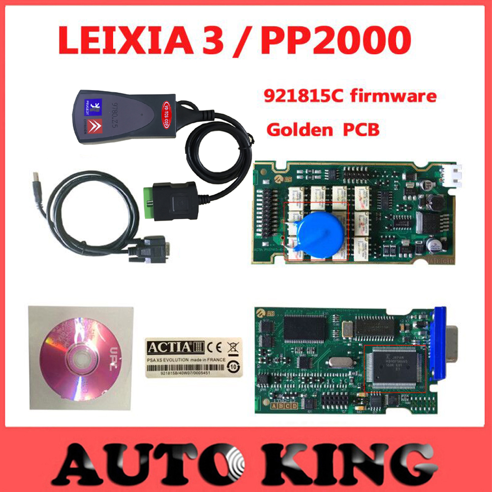 Цена за Новый Lite Версия Прошивки 921815C Lexia3 Diagbox Auto Diagnosis Scanner Lexia 3 V48 PP2000 V25