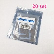 20 ชุด CPU Postfix ADAPTER Corona V1 V2 เปลี่ยนอะแดปเตอร์สำหรับ XBOX 360 Slim Console Repair Part