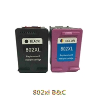 Vilaxh For HP802xl compatible Ink Cartridges For HP 802 802xl for hp 1000 1010 1050 1510 1511 2000 2050 3050 4500 printer Ink Cartridges     -