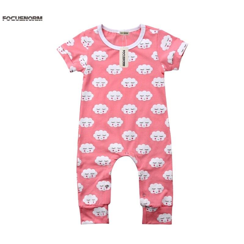 Для новорожденных для маленьких девочек комбинезон для мальчиков Детские комбинезоны одежда в загородном стиле для маленьких девочек коро... ...