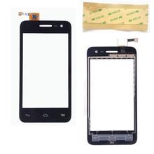 "4.0 ""Teléfono móvil Panel Táctil Para Alcatel One Touch Pop S3 OT5050 OT 50505050Y 5050x Frente Digitalizador Pantalla Táctil de 5050 vidrio"